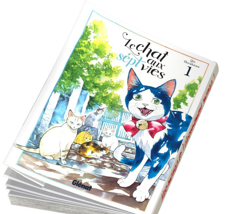Abonnement Le chat aux sept vies tome 1