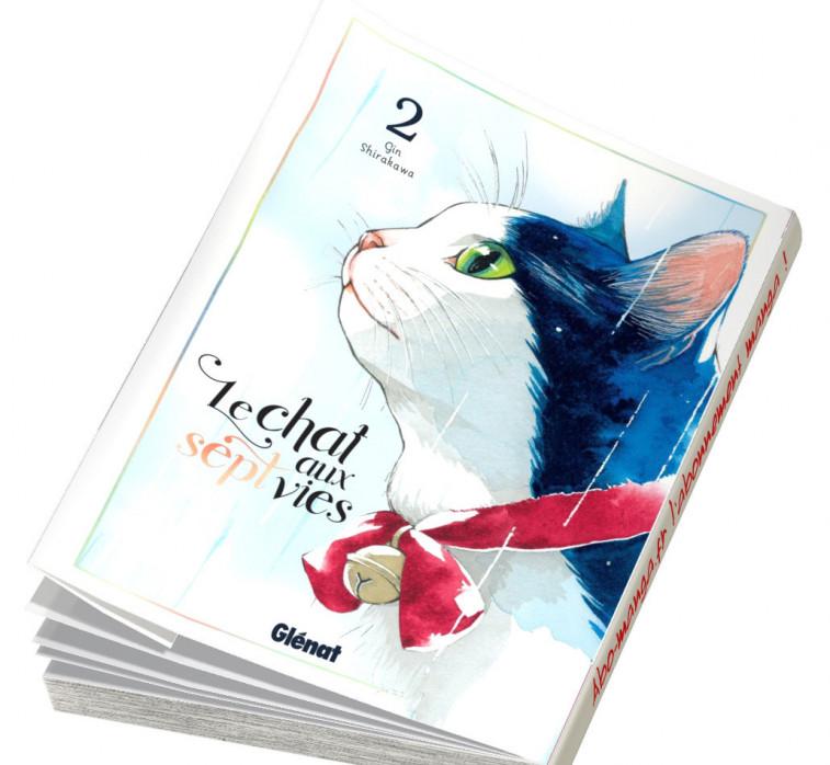 Abonnement Le chat aux sept vies tome 2
