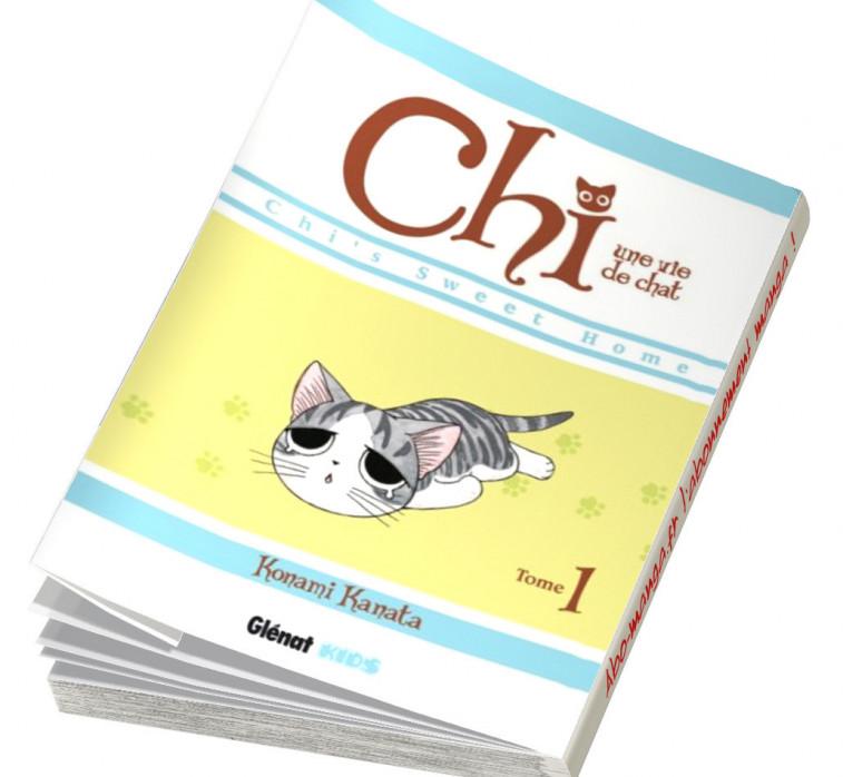 Abonnement Chi, une vie de chat tome 1