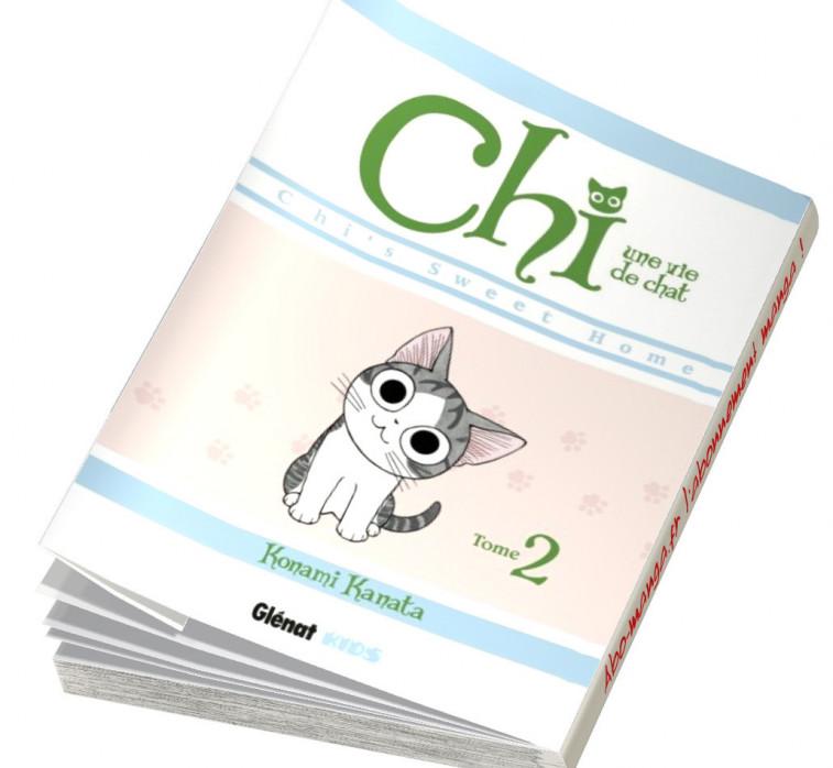 Abonnement Chi, une vie de chat tome 2