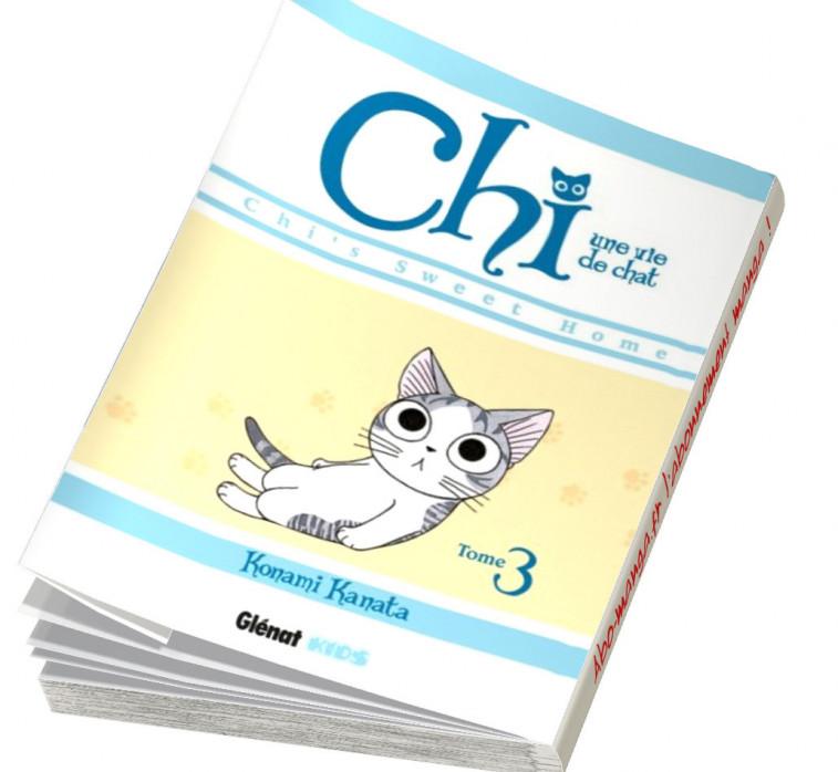 Abonnement Chi, une vie de chat tome 3