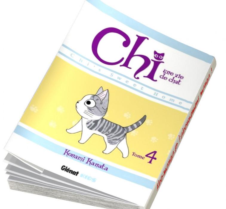Abonnement Chi, une vie de chat tome 4