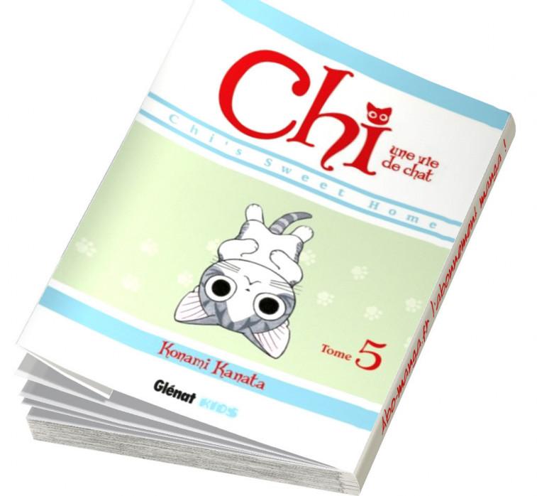 Abonnement Chi, une vie de chat tome 5