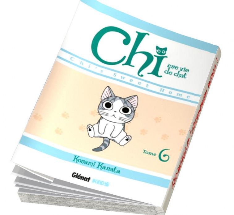 Abonnement Chi, une vie de chat tome 6