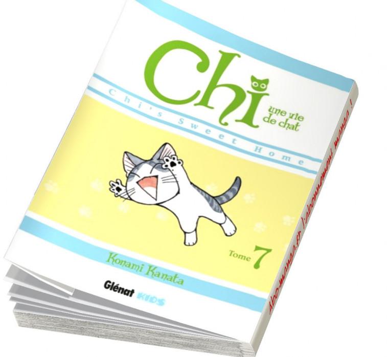 Abonnement Chi, une vie de chat tome 7