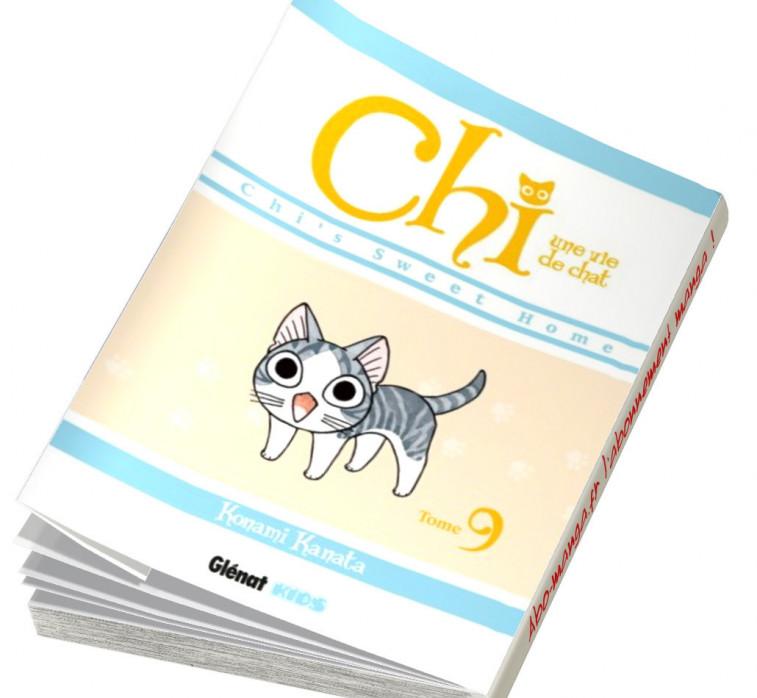 Abonnement Chi, une vie de chat tome 9