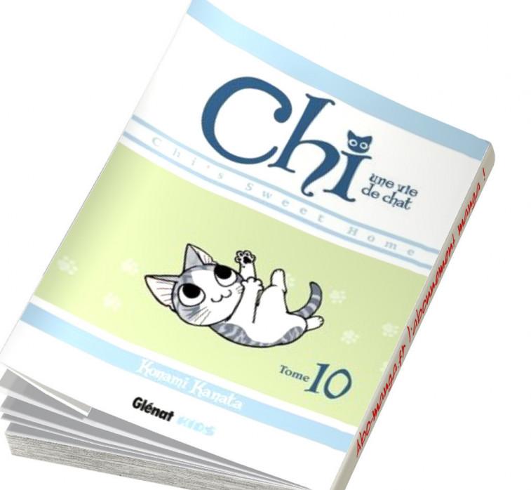 Abonnement Chi, une vie de chat tome 10