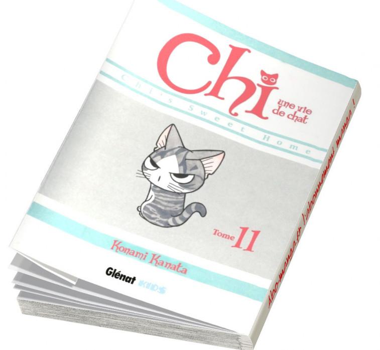 Abonnement Chi, une vie de chat tome 11