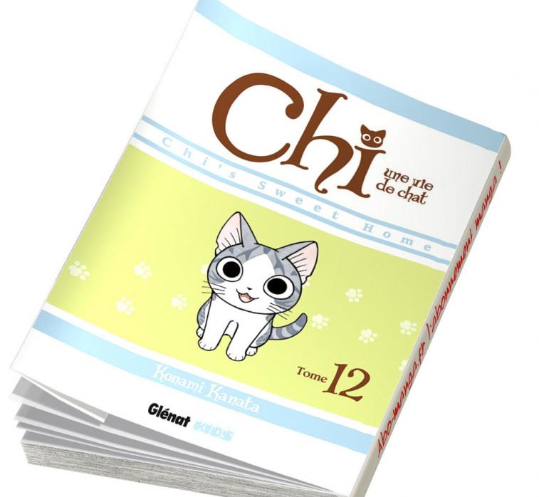 Abonnement Chi, une vie de chat tome 12