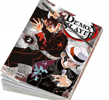 Demon Slayer Demon Slayer T02