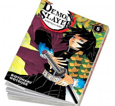 Demon Slayer Demon Slayer T05