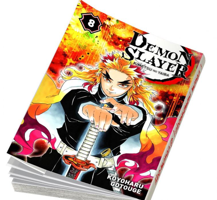 Abonnement Demon Slayer tome 8