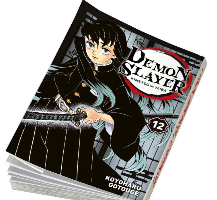 Abonnement Demon Slayer tome 12