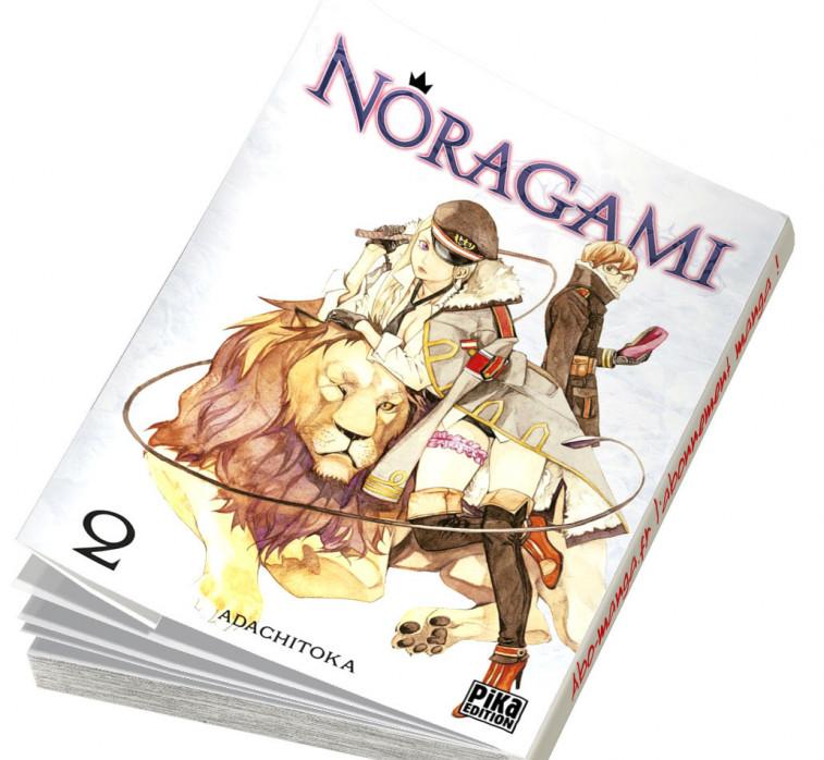 Abonnement Noragami tome 2