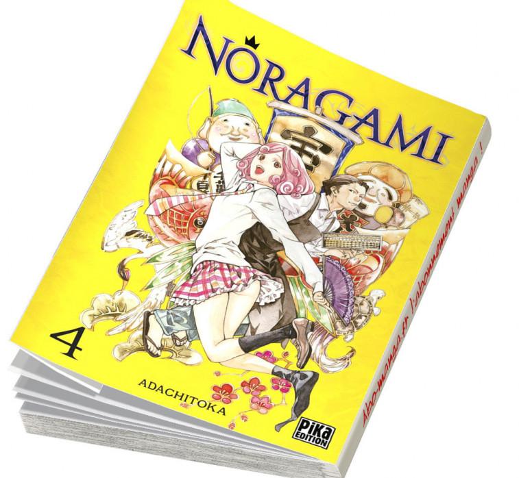 Abonnement Noragami tome 4