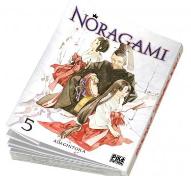 Noragami Noragami T05