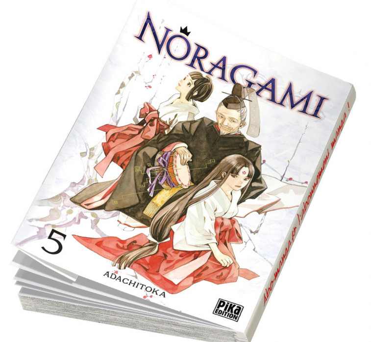 Abonnement Noragami tome 5