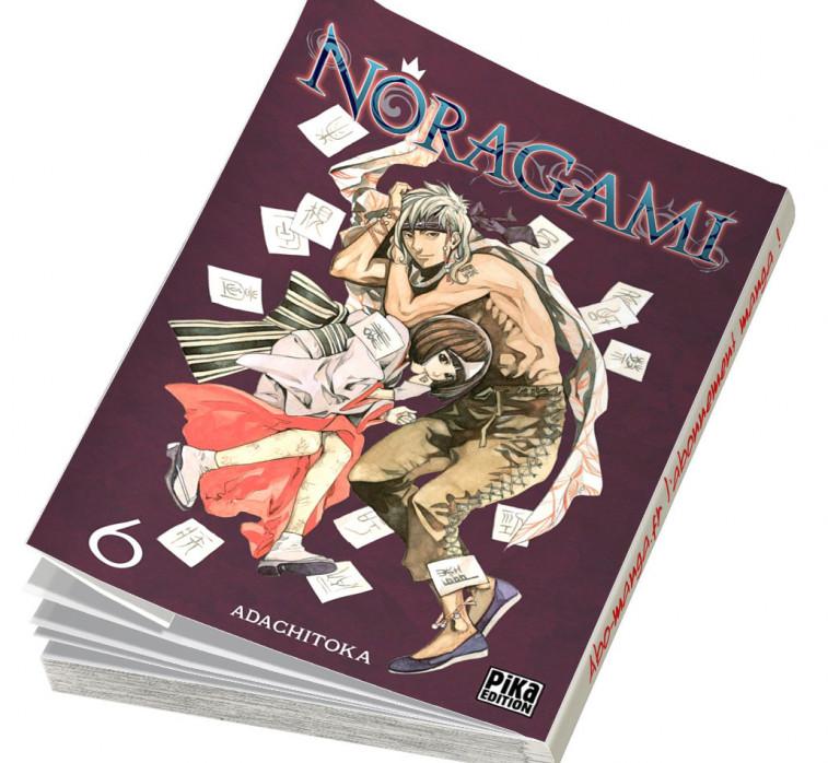 Abonnement Noragami tome 6