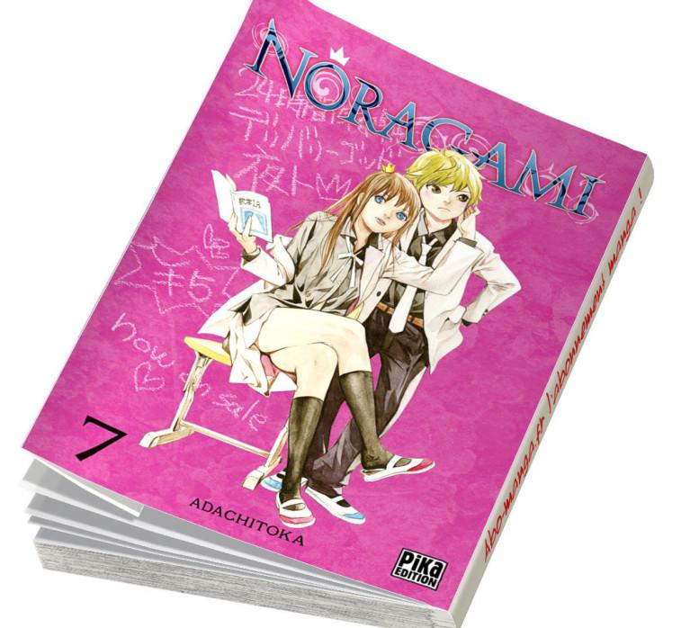 Abonnement Noragami tome 7