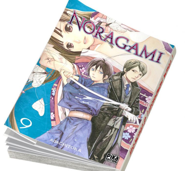 Abonnement Noragami tome 9