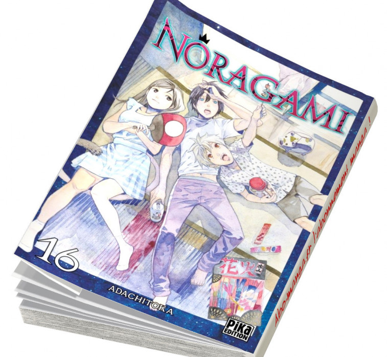Abonnement Noragami tome 16