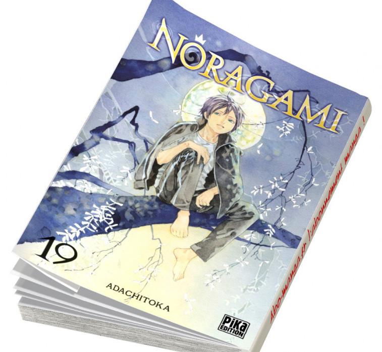 Noragami T19