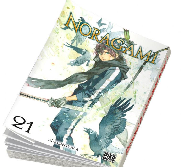 Abonnement Noragami tome 21