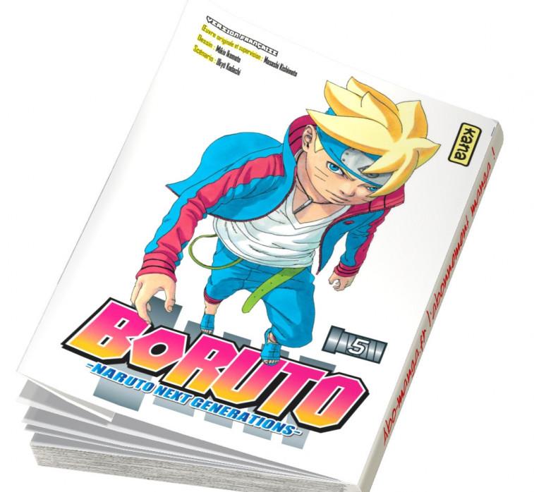 Abonnement Boruto - Next Generations tome 5