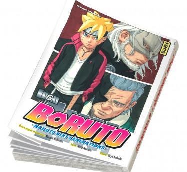 Boruto - Naruto Next Generations Boruto - Next Generations T06