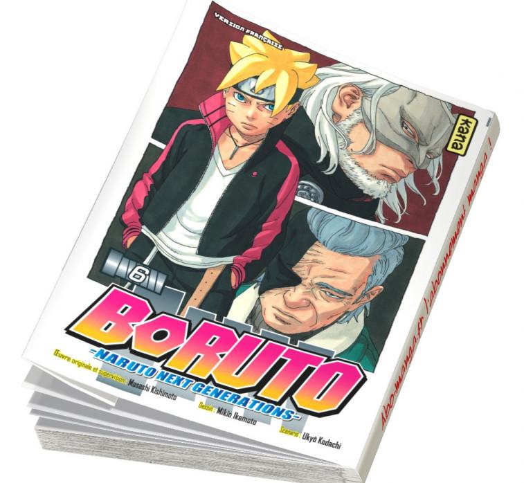 Abonnement Boruto - Next Generations tome 6