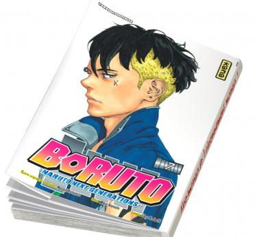 Boruto - Naruto Next Generations Boruto - Next Generations T07