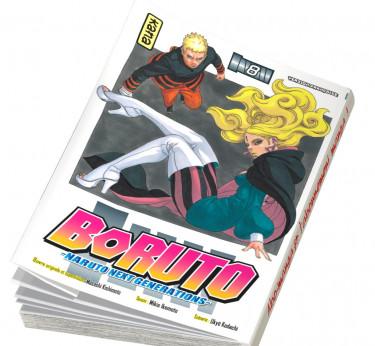 Boruto - Naruto Next Generations Boruto - Next Generations T08