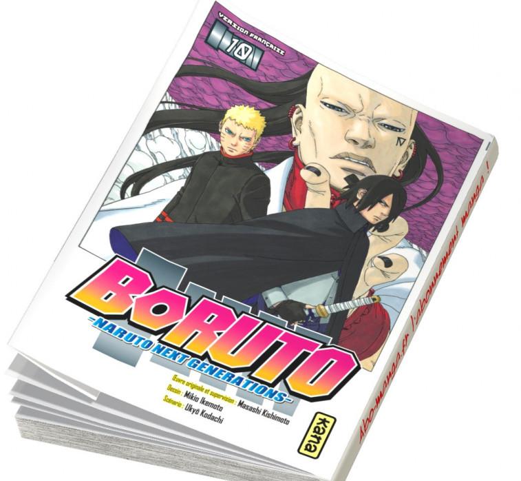 Abonnement Boruto - Next Generations tome 10