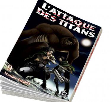L'Attaque des Titans L'Attaque des Titans T09