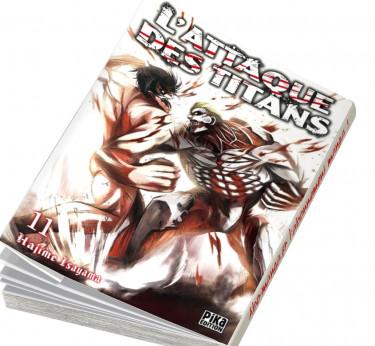 L'Attaque des Titans L'Attaque des Titans T11