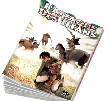 L'Attaque des Titans L'Attaque des Titans T20