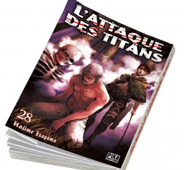 L'Attaque des Titans L'Attaque des Titans T28