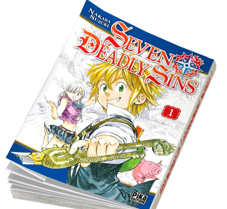 Abonnement Seven Deadly Sins tome 1