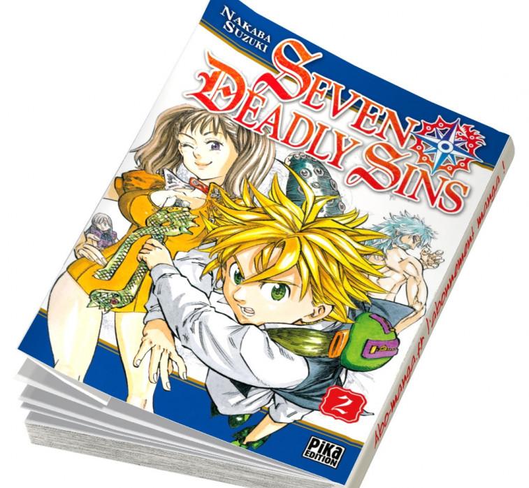 Abonnement Seven Deadly Sins tome 2