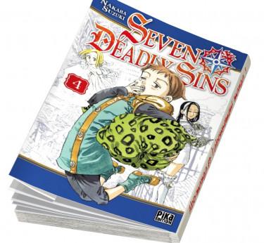 Seven Deadly Sins Seven Deadly Sins T04