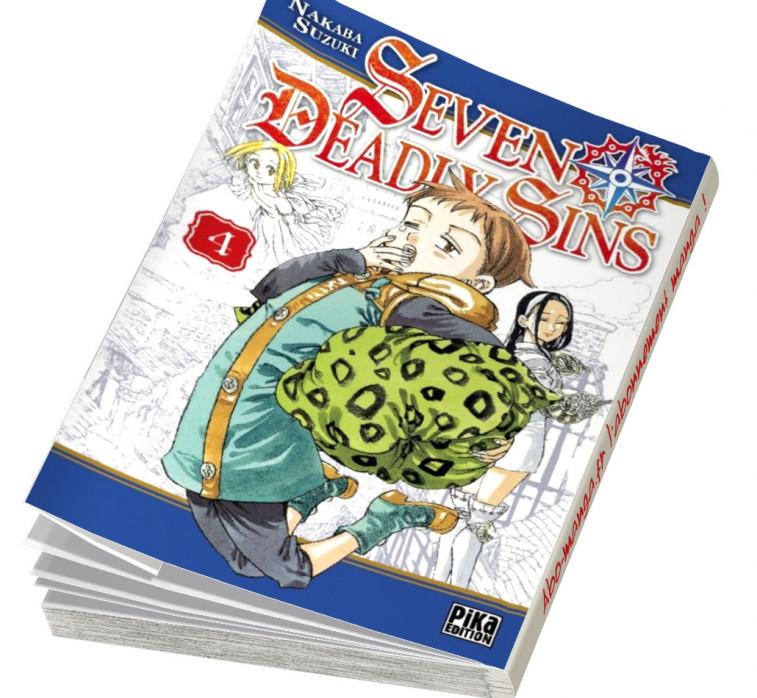 Abonnement Seven Deadly Sins tome 4