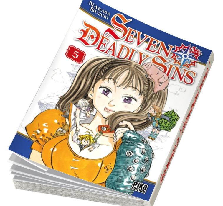 Abonnement Seven Deadly Sins tome 5