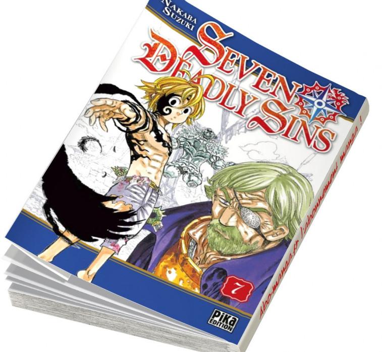 Abonnement Seven Deadly Sins tome 7