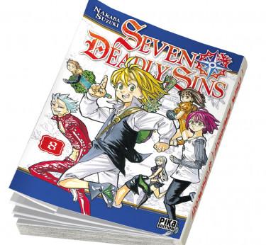 Seven Deadly Sins Seven Deadly Sins T08