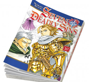 Seven Deadly Sins Seven Deadly Sins T10