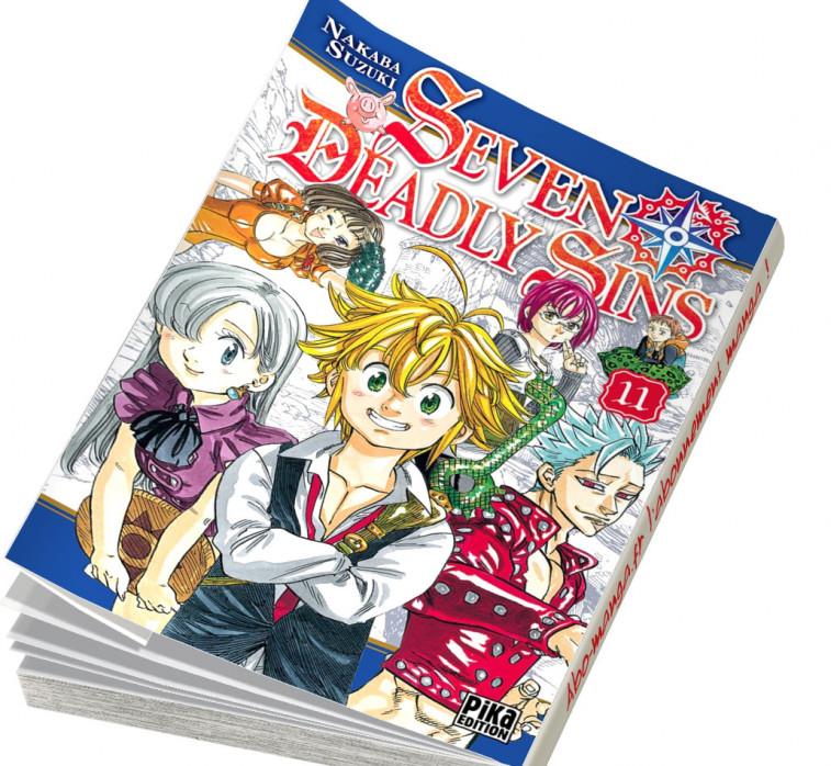 Abonnement Seven Deadly Sins tome 11