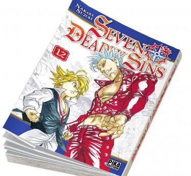 Seven Deadly Sins Seven Deadly Sins T12