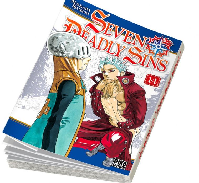 Abonnement Seven Deadly Sins tome 14