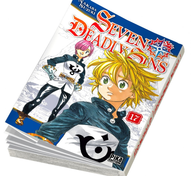 Abonnement Seven Deadly Sins tome 17