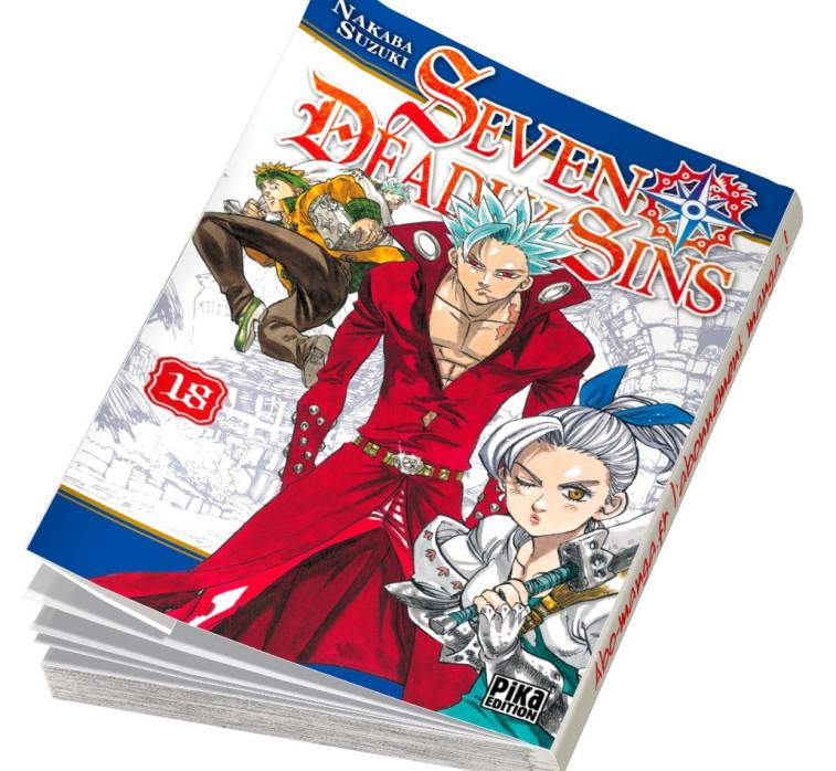 Abonnement Seven Deadly Sins tome 18